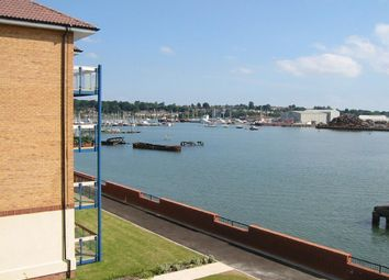 Thumbnail 2 bed property to rent in Manor Wharf, 2 Quayside Road, Southampton