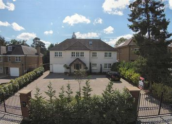 Thumbnail 5 bed detached house to rent in Avelmont, Knowle Grove, Virginia Water