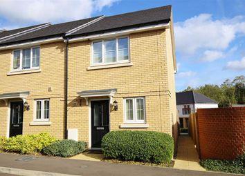 Thumbnail 2 bed end terrace house for sale in Nisbett Drive, Borough Green, Sevenoaks