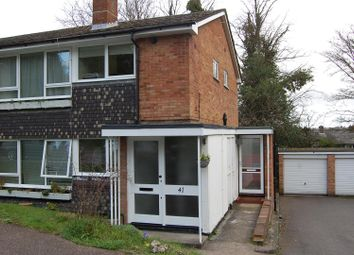 Thumbnail 2 bed maisonette for sale in Lawn Gardens, Luton