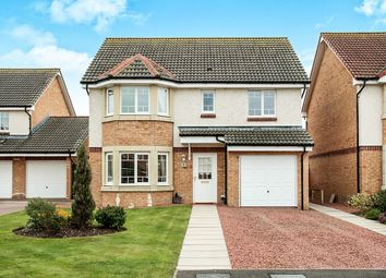 Thumbnail 4 bed detached house for sale in Tipperwuppy Drive, Dumfries