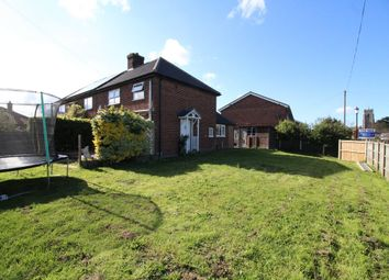 Thumbnail 4 bedroom semi-detached house for sale in Black Street, Martham, Great Yarmouth