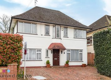 Thumbnail 4 bed detached house to rent in Broughton Avenue, London