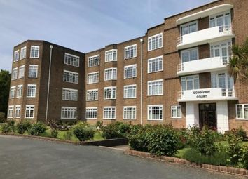 Thumbnail 3 bed flat for sale in Downview Court, Boundary Road, Worthing, West Sussex