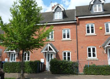 Thumbnail 3 bed town house for sale in Tee Tong Road, Long Lawford, Rugby
