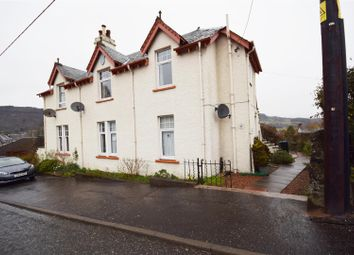 Thumbnail 2 bed flat for sale in Clachmhor, Old Crieff Road, Aberfeldy
