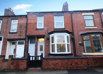 Thumbnail 3 bed terraced house for sale in Sneyd Terrace, Newcastle, Staffordshire