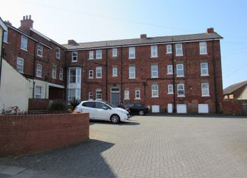 Thumbnail 2 bed flat to rent in Sea View Mansions, Sea View Road, Skegness