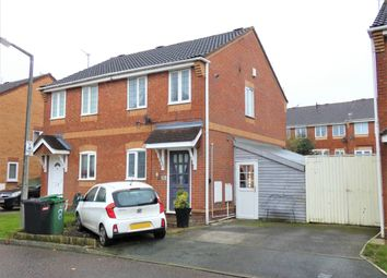 Thumbnail 2 bed semi-detached house for sale in Elmtree Grove, Prenton