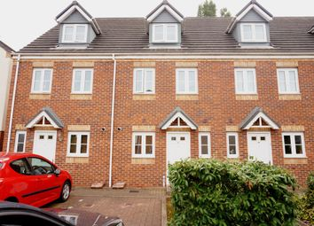 Thumbnail 3 bedroom terraced house for sale in The Avenue, Darlaston, Wednesbury