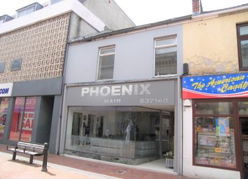 Thumbnail Flat to rent in Queen Street, Neath