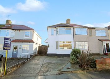 Thumbnail 3 bed detached house for sale in Radnor Avenue, South Welling, Kent