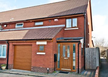 Thumbnail 3 bed end terrace house for sale in Station Road, Drayton, Portsmouth