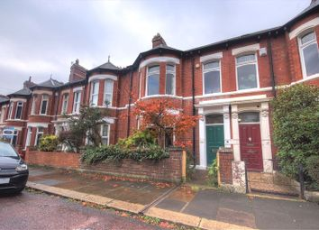 Thumbnail 4 bed terraced house for sale in Devonshire Place, Jesmond, Newcastle Upon Tyne