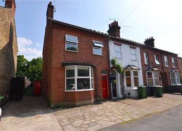 Thumbnail 2 bed end terrace house for sale in Portesbery Road, Camberley, Surrey