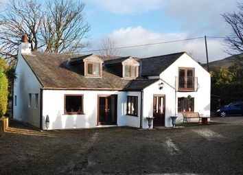 Thumbnail 4 bed cottage for sale in Barregarrow, Kirk Michael