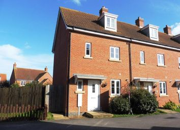 Thumbnail 3 bed town house to rent in Gabriel Crescent, Lincoln