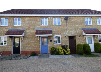 Thumbnail 2 bed terraced house for sale in 32 Willowbrook Close, Carlton Colville, Lowestoft