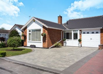 Thumbnail 2 bed semi-detached bungalow for sale in Runnymede Drive, Balsall Common, Coventry