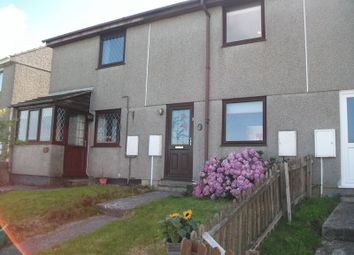 Thumbnail 2 bed terraced house to rent in Pengover Parc, Redruth