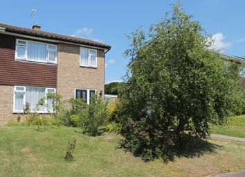 Thumbnail 3 bedroom semi-detached house for sale in Waveney Heights, Brockdish, Diss