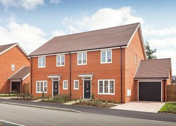 """Thumbnail 4 bedroom semi-detached house for sale in """"The Jayfield"""" at Weston Road, Aston Clinton, Aylesbury"""