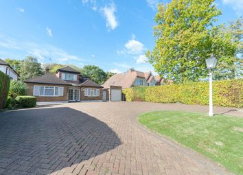Thumbnail 5 bed detached bungalow to rent in Pine Grove, Brookmans Park