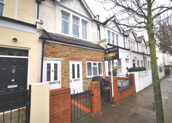 Thumbnail 2 bed flat to rent in Brookwood Road, Southfields, London