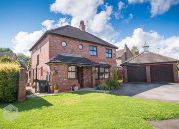 Thumbnail 4 bed detached house for sale in Crown Gardens, Turton, Bolton