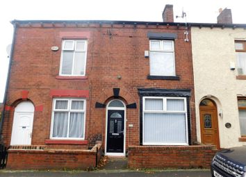 Thumbnail 2 bed end terrace house to rent in Stanley Street, Chadderton, Oldham