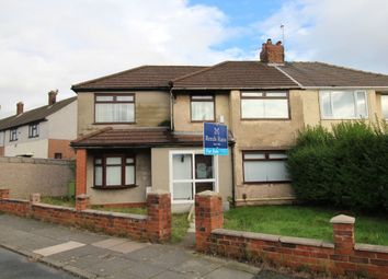 Thumbnail 4 bed semi-detached house for sale in Francis Close, Widnes