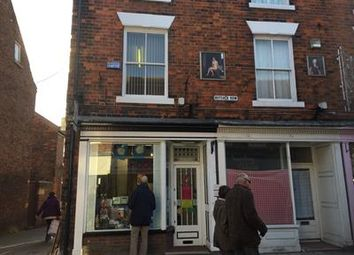 Thumbnail Retail premises to let in 34 Butcher Row, Beverley, East Yorkshire
