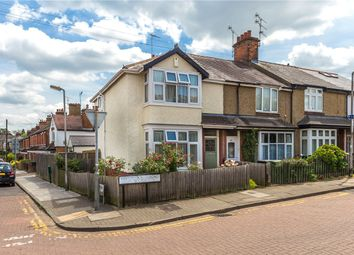 Thumbnail 3 bed end terrace house for sale in Woodstock Road South, St. Albans, Hertfordshire