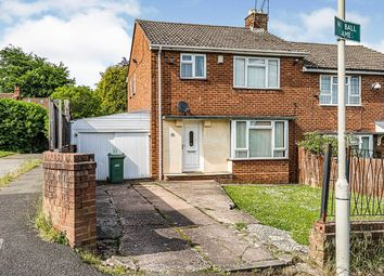 Thumbnail 3 bed semi-detached house to rent in Tenacre Lane, Dudley