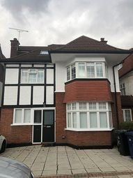 Thumbnail 5 bed detached house to rent in Queens Gardens, Hendon, London