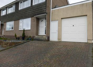 Thumbnail 3 bed property to rent in Maybrook Drive, Saltash