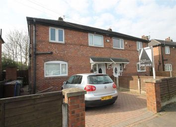 Thumbnail 3 bed semi-detached house for sale in Avon Road, Burnage, Manchester