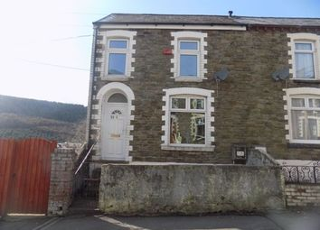 Thumbnail 2 bedroom terraced house to rent in Powell Street, Abertillery