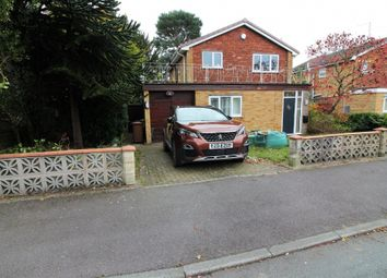 Thumbnail 3 bed detached house for sale in Barmouth Close, Willenhall