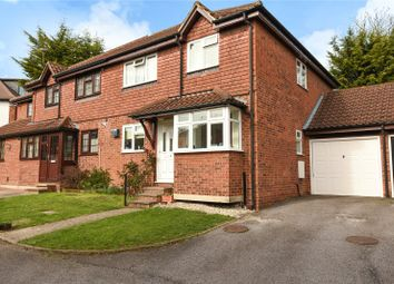 Thumbnail 4 bed semi-detached house for sale in Copperfield Way, Pinner, Middlesex