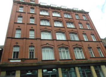 Thumbnail 2 bed flat for sale in Waterloo House, City Centre