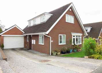 Thumbnail 3 bed detached house for sale in Glastonbury Road, Sully, Penarth