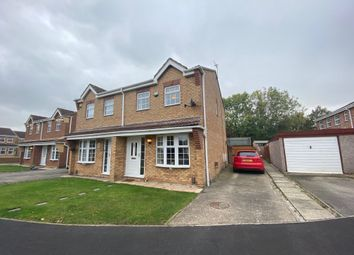3 bed semi-detached house for sale in Lingfield Close, Saxilby, Lincoln LN1