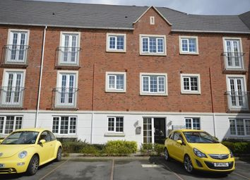 Thumbnail 1 bed flat to rent in Donnington Court, Dudley