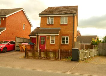 Thumbnail 2 bed detached house to rent in Pilgrims Way, Bedford, Beds