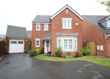 Thumbnail 3 bed detached house for sale in Marigold Way, St. Helens