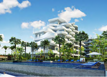 Thumbnail 2 bed apartment for sale in Cable Beach, Nassau/New Providence, The Bahamas