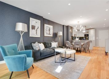 Thumbnail 2 bed flat for sale in Cursham Apartments, 20 Fergusson Me, London