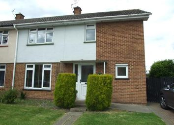 Thumbnail 3 bed end terrace house for sale in Straws Lane, East Bridgford, Nottingham