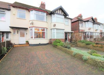 Thumbnail 3 bed terraced house for sale in Repton Avenue, Blackpool